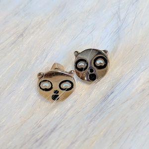 Marc By Marc Jacobs | Panda Bear Earrings